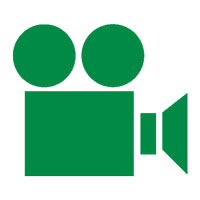 video-icon-gruen